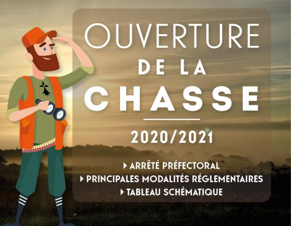 FDC29 ouverture chasse 2020/2021